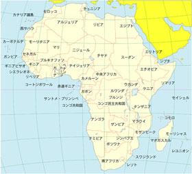 世界地図【無料地図素材】 MMGクリエイティブネット